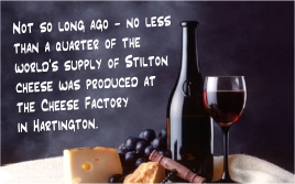 Buy Stilton Cheese online from Hartington Cheeseshop