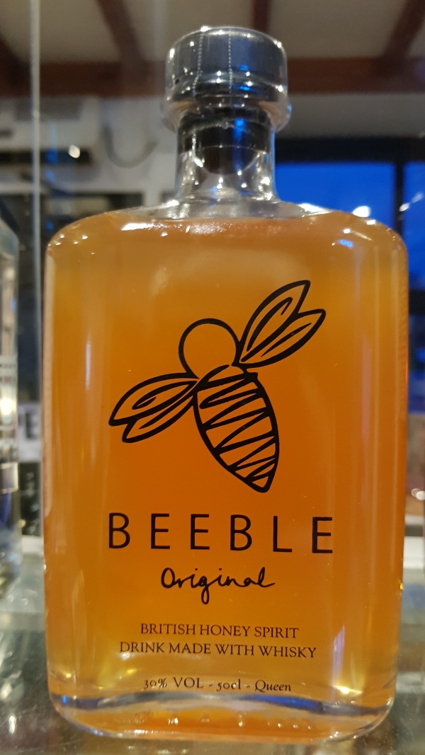<p>A wonderfully festive honey spirit drink made with whisky. Contains only honey,whisky and water. ABV 30%</p>