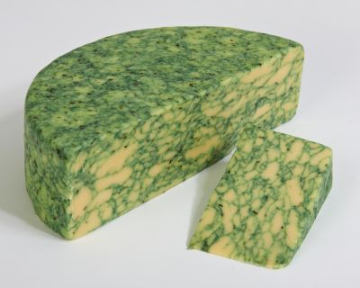 <p>Belton Traditional Sage Derby | Hartington Cheese Shop</p>