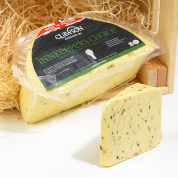 <p>Innkeepers Choice | Creamy Mature Cheddar Cheese | Hartington Cheese Shop</p>