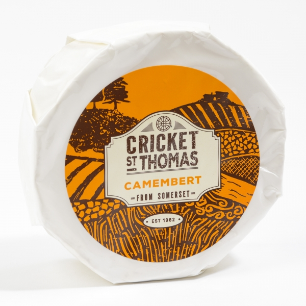 <p>Somerset Camembert Truckle | Soft Cheeses | Hartington Cheese Shop</p>