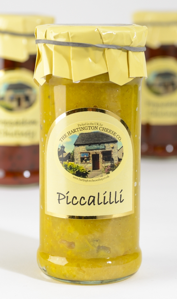 <p>Picalilli - Made with fresh' crunchy vegetables | Hartington Cheese Shop</p>