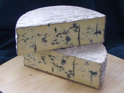 <p>Dovevale Blue is a blue veined&sbquo; white full fat soft cheese &#124; Hartington Cheese Shop</p>