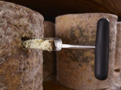 <p>Creamy blue Stilton | Hartington Cheese Shop</p>