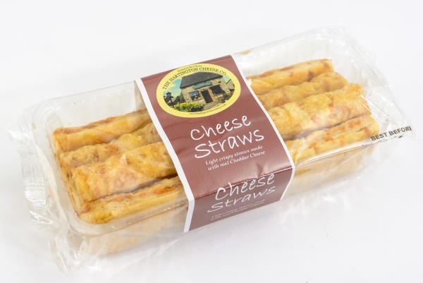 <p>Cheese Straws - Made with Gouda &amp; Edam cheeses &#124; Hartington Cheese Shop</p>