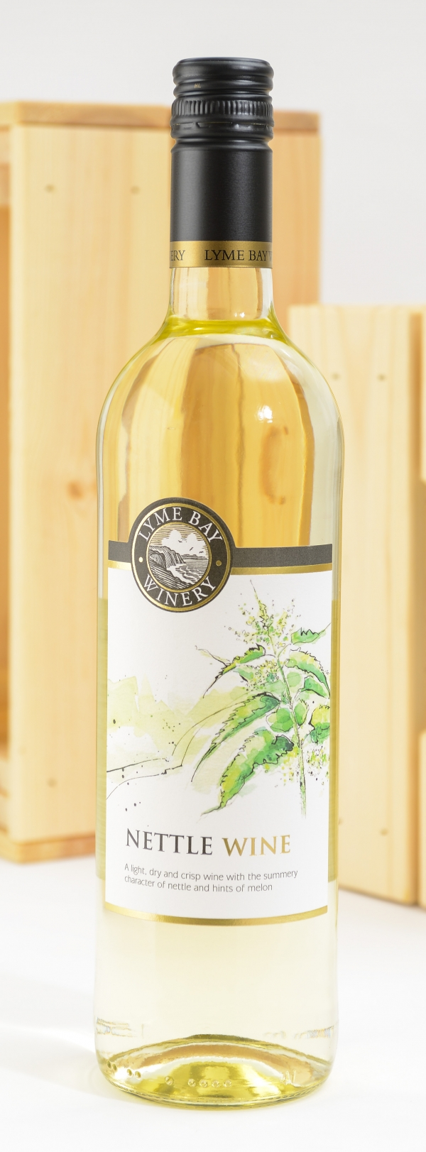 <p>Nettle Wine - Crisp dry acidity | Hartington Cheese Shop</p>