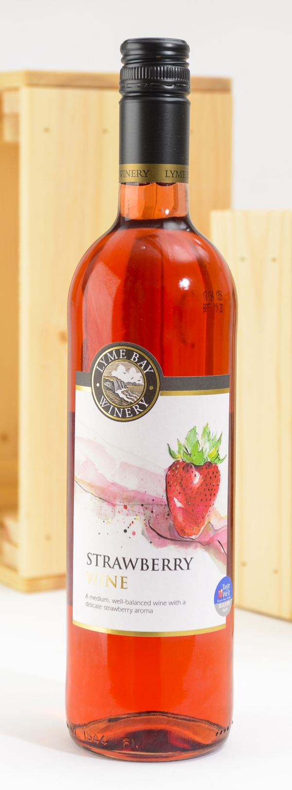 <p>Strawberry Wine | Hartington Cheese Shop</p>