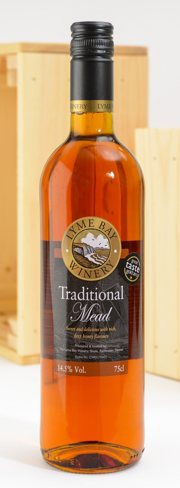<p>Traditional Mead - Rich&#8218; sweet honeyed flavours &#124; Hartington Cheese Shop</p>