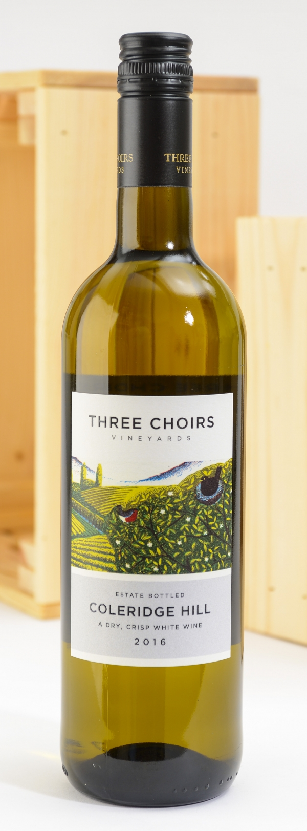 <p>Three Choirs Coleridge Hill 2009 - Elderflower and Nettles Wine | Hartington Cheese Shop</p>