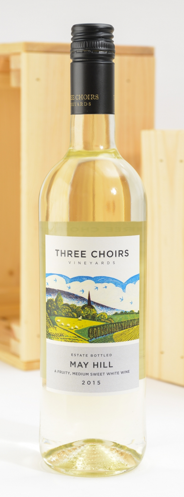 <p>Three Choirs&sbquo; May Hill 2009 - Rich Honeyed fruit &#124; Hartington Cheese Shop</p>